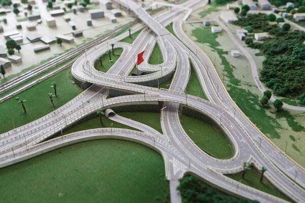 Строительство автомобильных дорог в Сочи