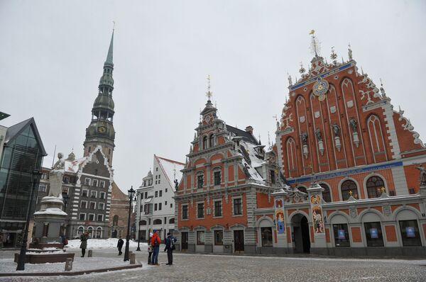 Страны мира. Латвия. Рига