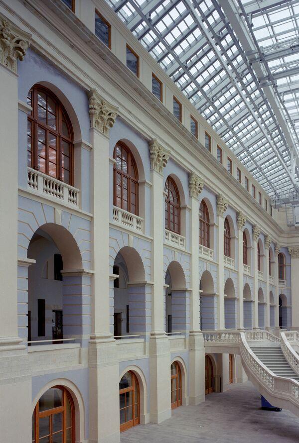Гостиный двор Москвы
