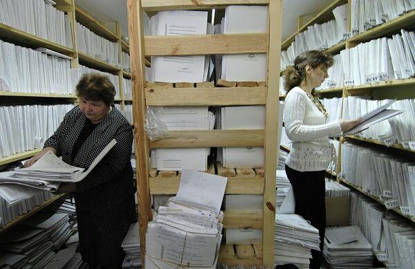 Работа налоговой инспекции в Великом Новогороде