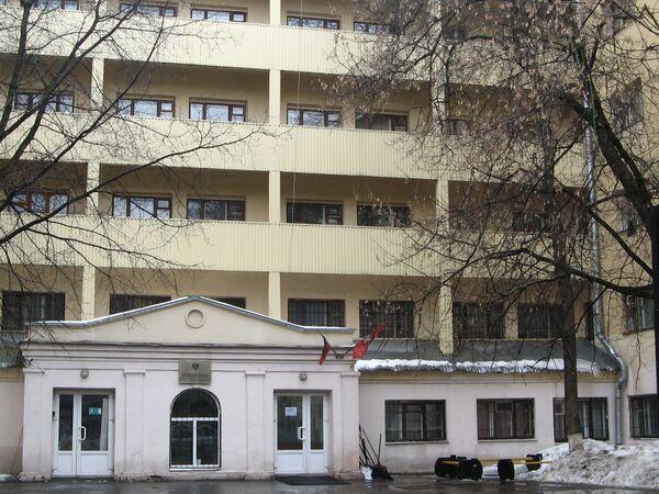 Общежитие ВШЭ