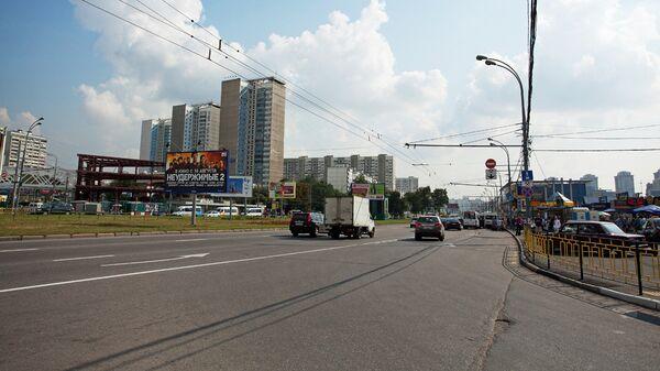 Проспект Вернадского, метро Юго-Западная
