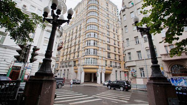 Жилой дом Патриарх в Москве
