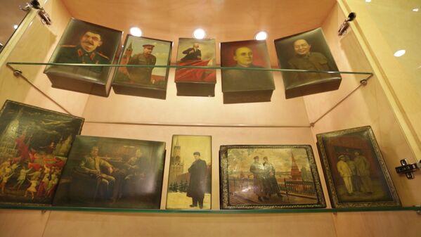 Квартира-галерея адвоката Добровинского