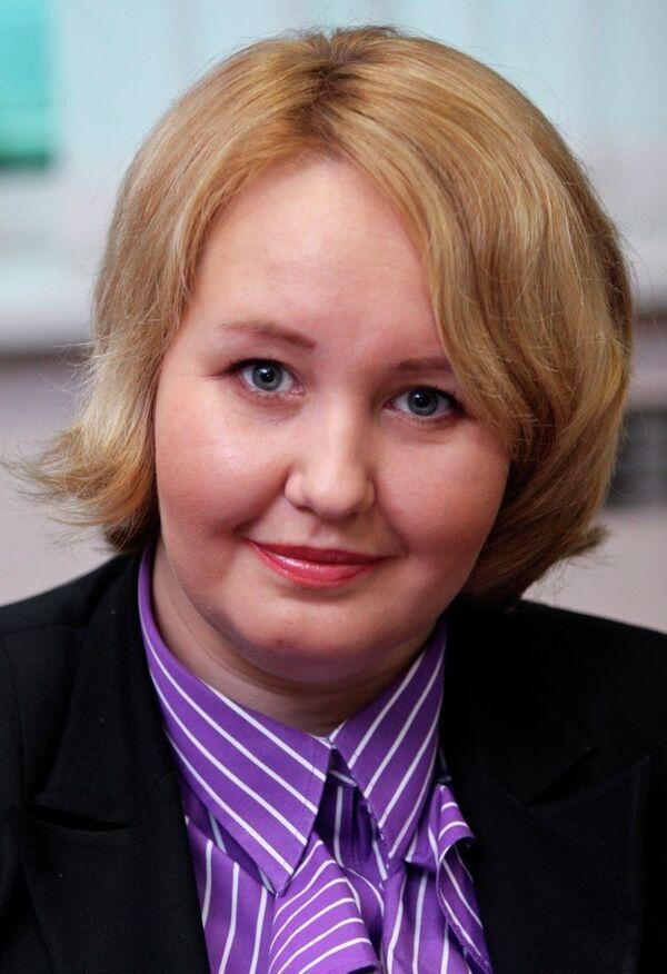 Советник генерального директора Фонда РЖС Наталья Коротченкова Фонд РЖС