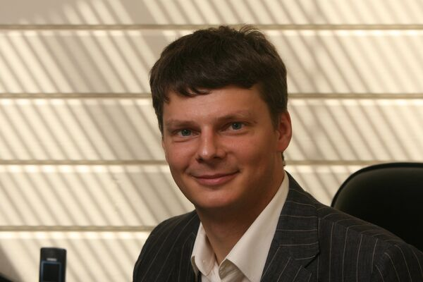 Директор по развитию инвестиционно-строительного холдинга Гуд Вуд Александр Дубовенко