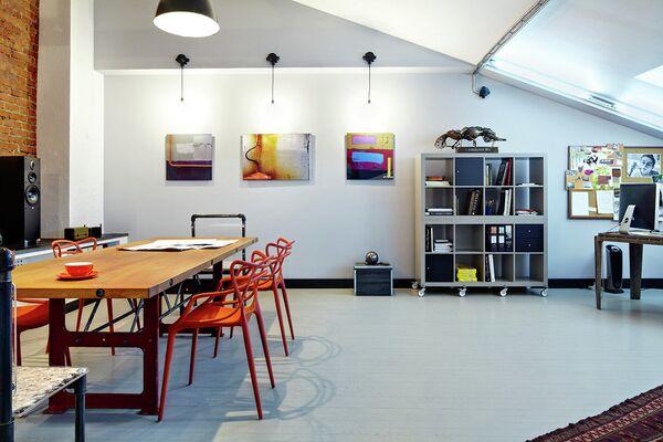 Самые лучшие офисы-2: интересные кабинеты