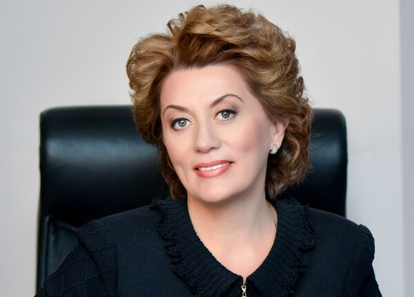Председатель правления ТСЖ Кутузовская Ривьера Аурика Парий