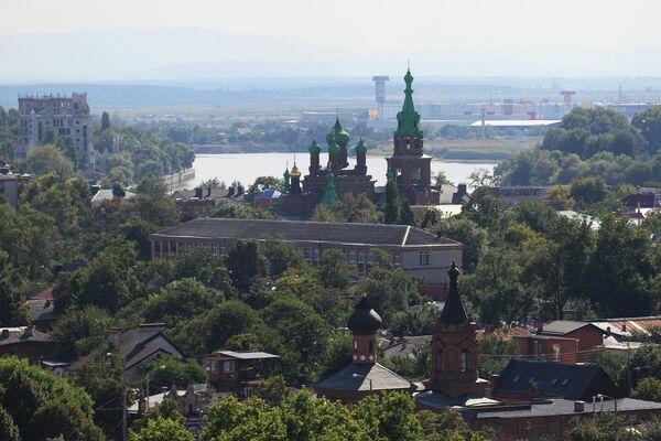 Города России. Краснодар