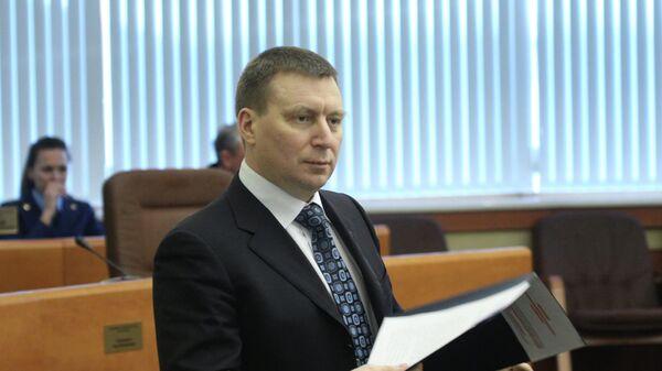 Секретарь московского отделения Единой России Андрей Метельский