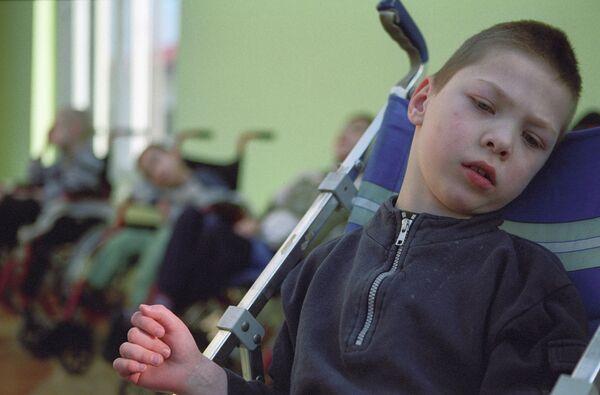 Детский дом-иинтернат для детей-инвалидов