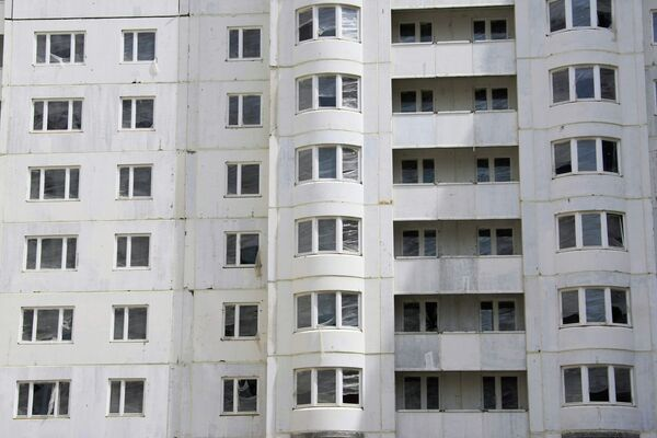 Строительство панельных домов