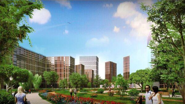 проект Сердце столицы компании Дон-Строй Инвест