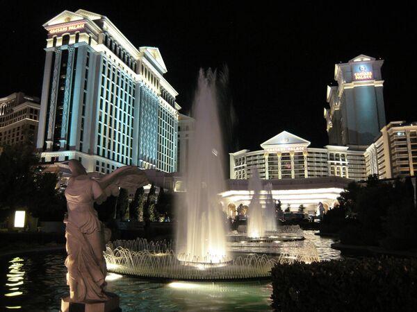 Отель Caesars Palace