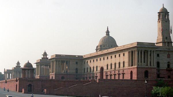 Президентский дворец в Индии