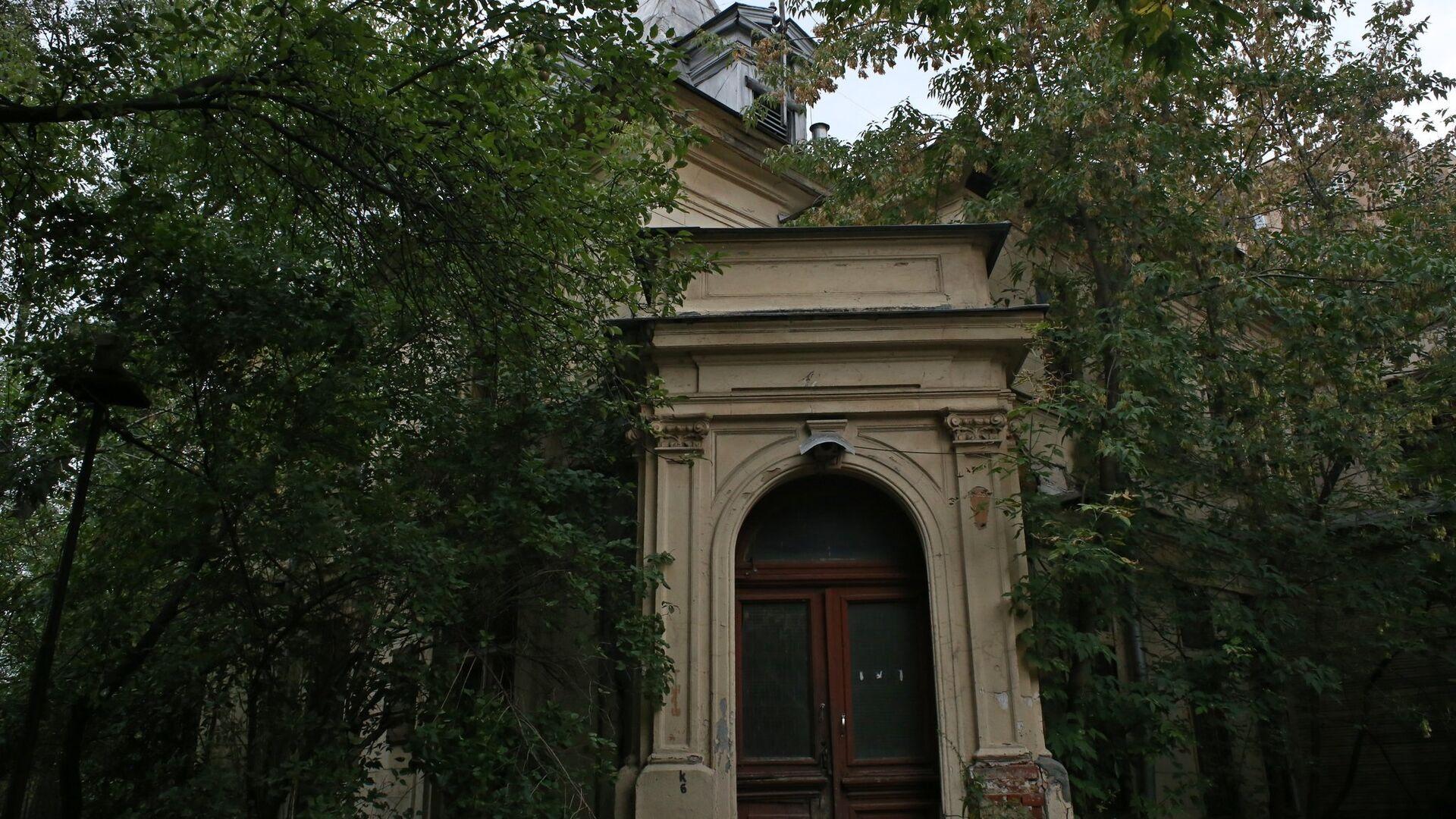 Особняк Снегирева на Плющихе  - РИА Новости, 1920, 16.10.2020