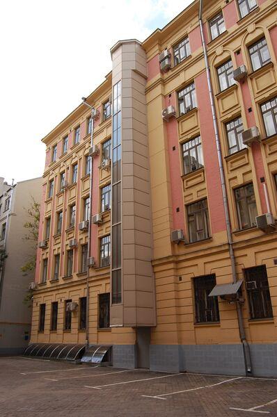 Доходный дом Бочарова