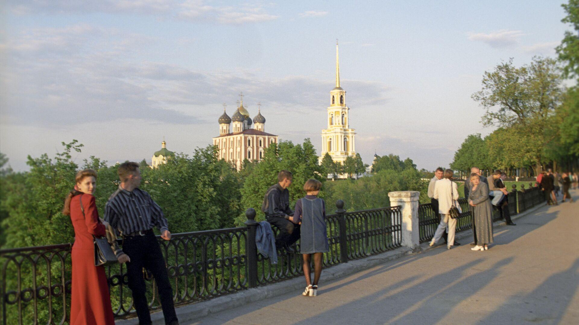 Город Рязань - РИА Новости, 1920, 20.07.2021