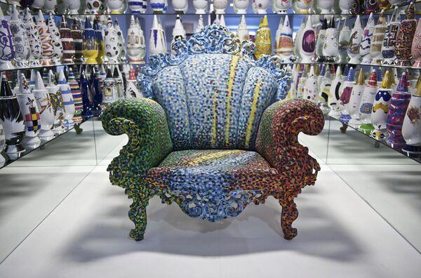 Кресло от Гаэтано Пеше