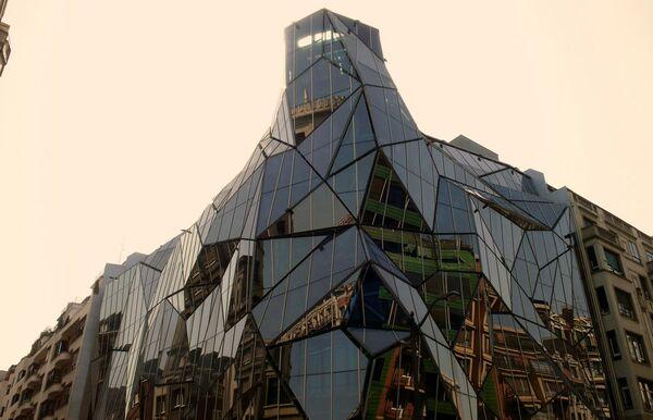 Здание Бильбао