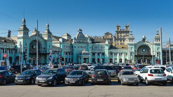 В российской столице  сообщили , что поезд, прибывший через Беларусь, незаражён радиацией