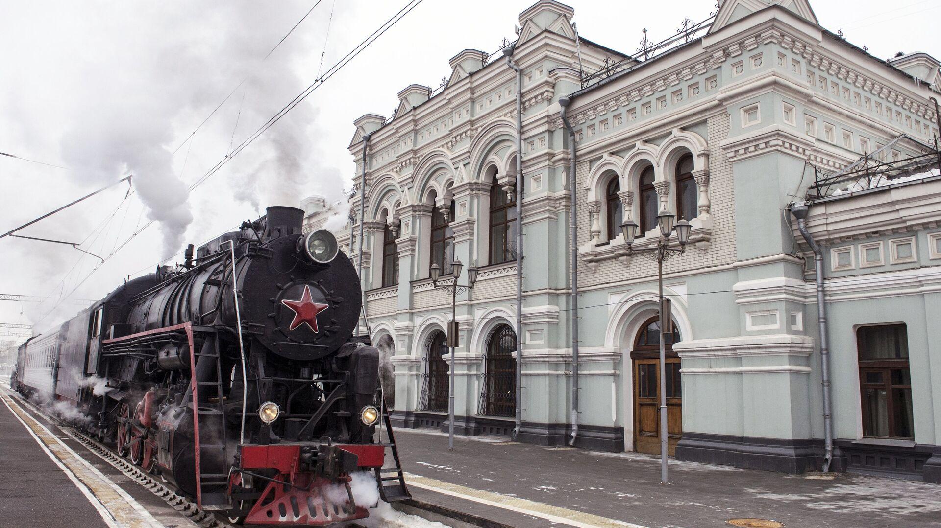 Рижский вокзал - РИА Новости, 1920, 09.03.2021