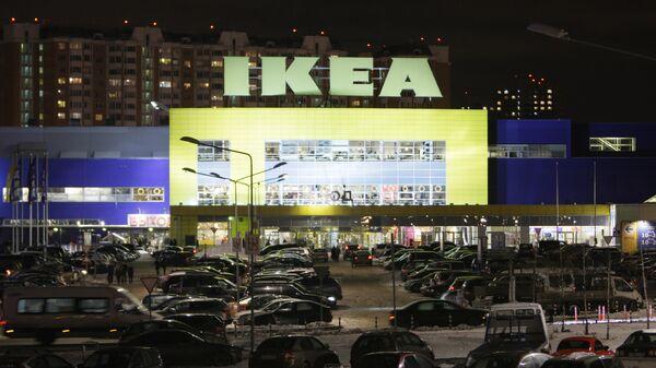 Здание торгового комплекса МЕГА-Химки
