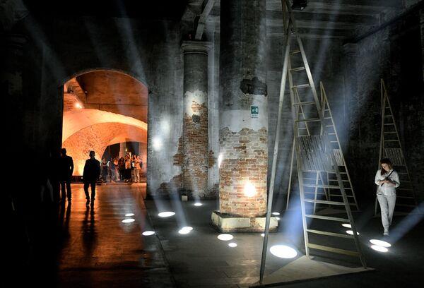 Архитектурная биеннале в Венеции