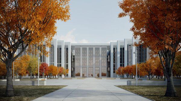 Проект Парламентского центра