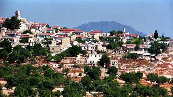 Вид на город Лимасол на Кипре. Архивное фото