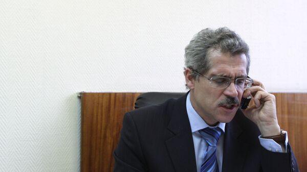 Информатор WADA, бывший глава  Московской антидопинговой лаборатории Григорий Родченков