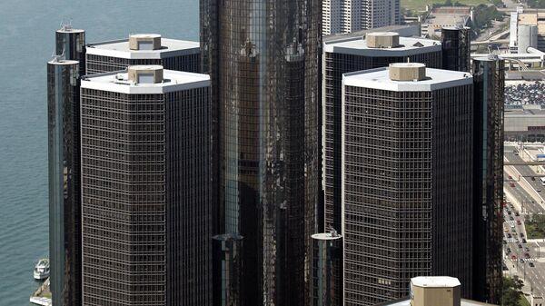 General Motors Renessance Center