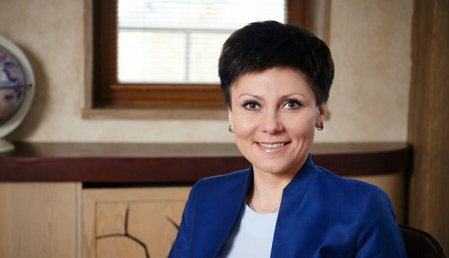 Генеральный директор компании «МИЭЛЬ-Новостройки» Наталья Шаталина