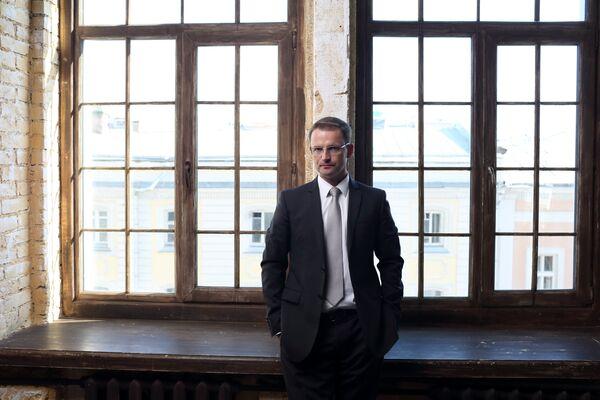 Вице-президент, директор департамента ипотечного кредитования банка ВТБ24 Андрей Осипов