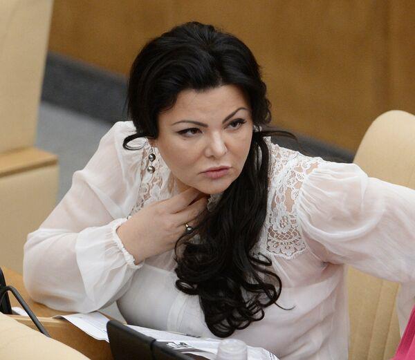 Экс-депутат Госдумы РФ, глава НАМИКС Елена Николаева