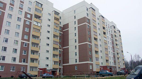 Новый дом в Подмосковье
