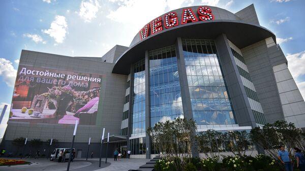 ТРК Vegas в Мякининской пойме