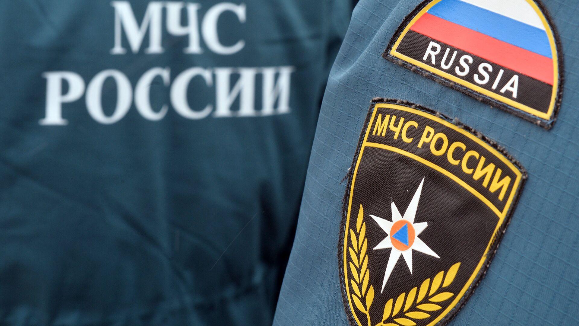 В Нижегородской области два дома развалились пополам из-за схода грунта