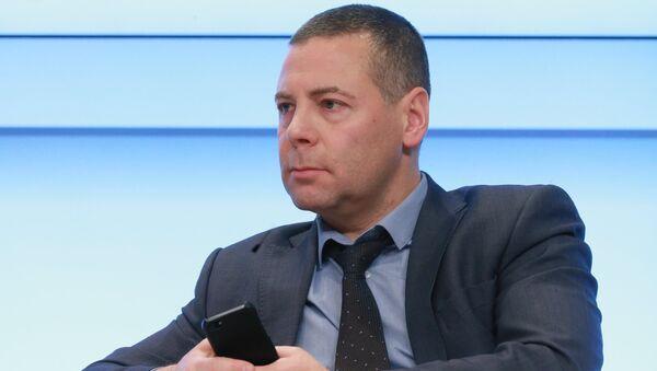 Заместитель министра Минкомсвязи России Михаил Евраев. Архивное фото