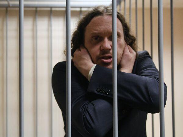 Заседание суда по делу в отношении бизнесмена С.Полонского