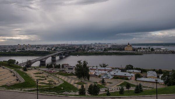 Нижний Новгород. Архивное фото