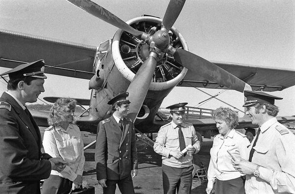 Гражданская авиация