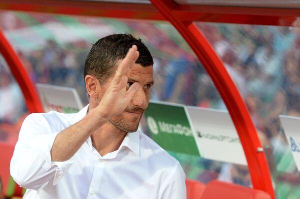 Главный тренер ФК Рубин Хави Грасия
