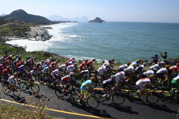 Велотрасса Олимпийских игр в Рио-де-Жанейро