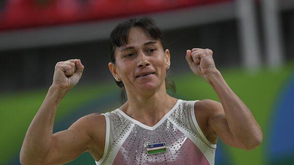 Оксана Чусовитина (Узбекистан)