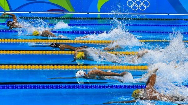 Олимпиада 2016. Плавание. Пятый день