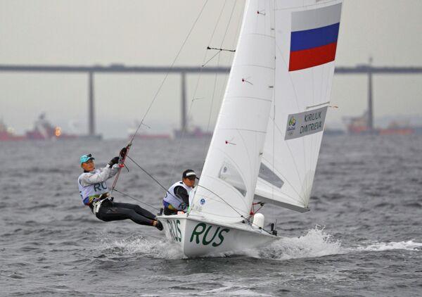 Алиса Кирилюк и Людмила Дмитриева