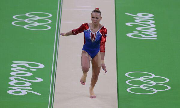 Мария Пасека (Россия)
