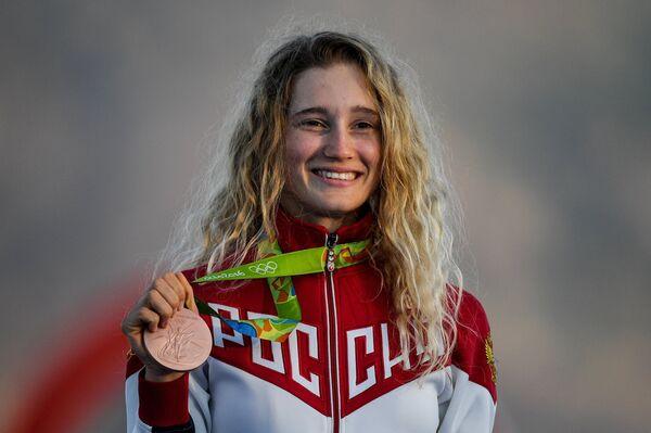 Стефания Елфутина (Россия)