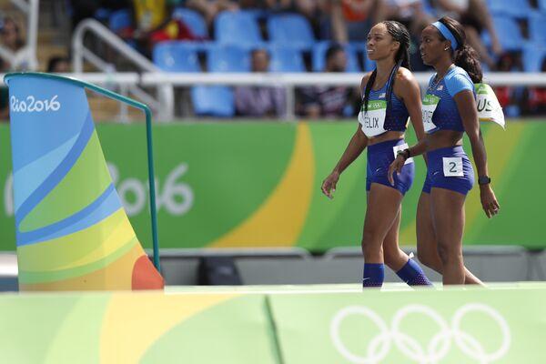 Американские спортсменки